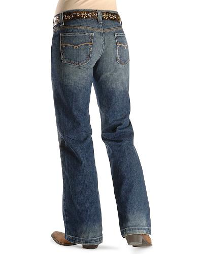 """Cruel Girl  jeans Utility with a relaxed fit 32"""" & 34"""" Western & Country CB59554001IND"""