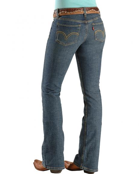 Levi's � 518 Jeans Superlow Boot Cut - 30