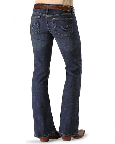 Levi's � 518 Jeans Superlow Boot Cut Jeans
