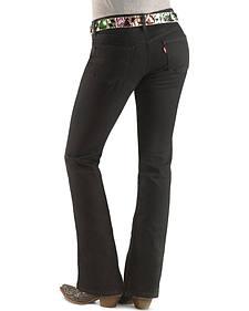 Levi's � 518 Jeans - Black Pressed