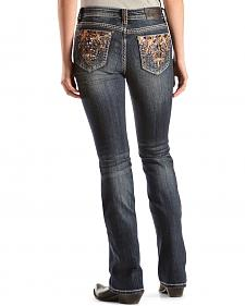 Grace in L.A. Emilia Easy Fit Bootcut Jeans - Extended Sizes