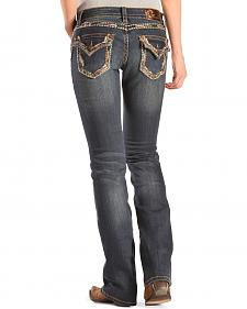 Grace in L.A. Women's Stela Bootcut Jeans