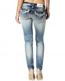 Miss Me Women's Lovelace Skinny Jeans