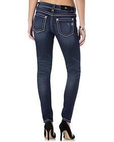 Miss Me Women's Basic Babe Skinny Jeans