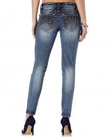 Miss Me Women's Damsel Denim Skinny Jeans