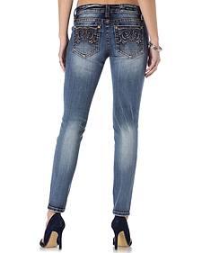 Miss Me Women's Damsel Denim Skinny Jeans