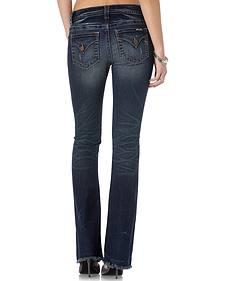 Miss Me Women's Indigo Bootcut Jeans