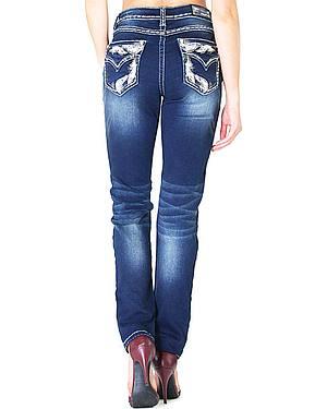 Grace in LA Easy Fit Skinny Jeans