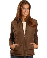 Ribbed Sleeves Sweater Jacket at Sheplers