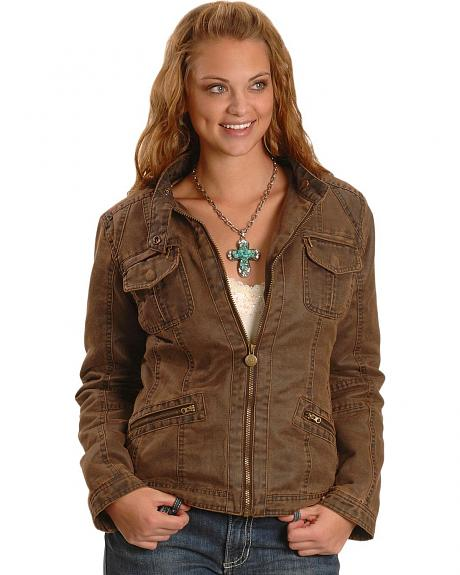 Outback Trading Co. Canyonland Dillinger Jacket