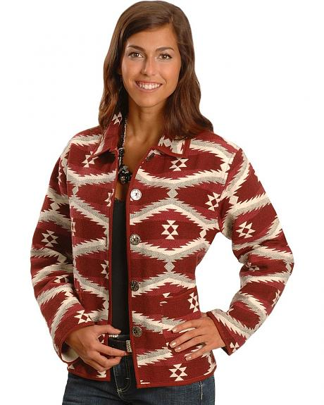 Aztec Tapestry Jacket