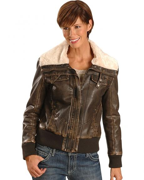 Cripple Creek Ranchwear Bomber Jacket