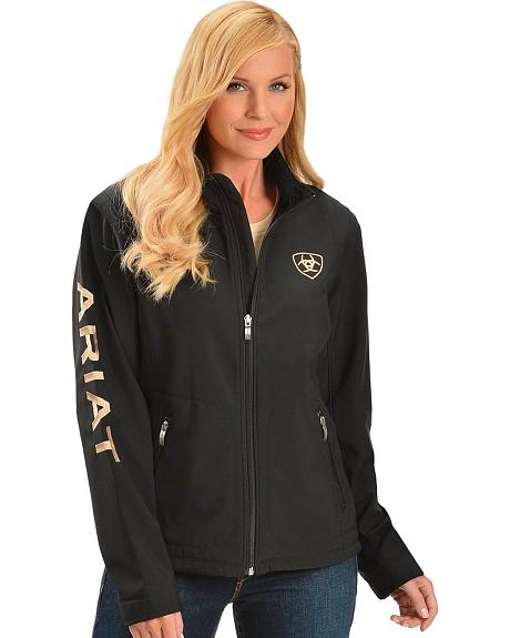 Ariat Logo Softshell Jacket