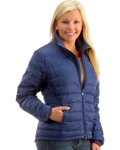 Outback Trading Co. Snow Canyon Down Fill Jacket