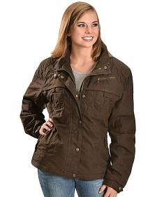 Outback Trading Co. Oilskin Zipper Jacket