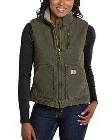Carhartt Women's Sandstone Vest