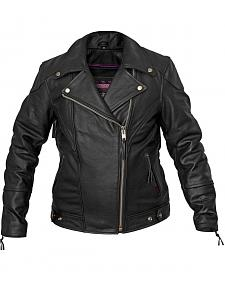 Interstate Leather Classic Jacket - Reg