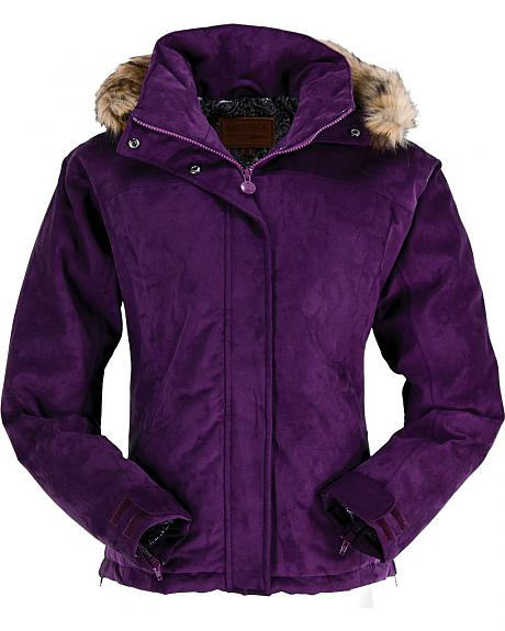 Outback Trading Co. Gold Cup Hooded Jacket