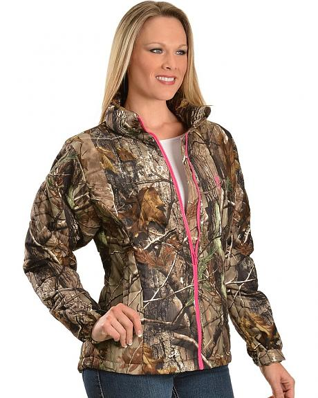 Browning Women's Realtree Camouflage Coat