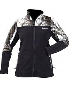 Rocky Women's Realtree Camo Fleece Jacket