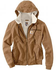 Carhartt Weathered Duck Wildwood Jacket