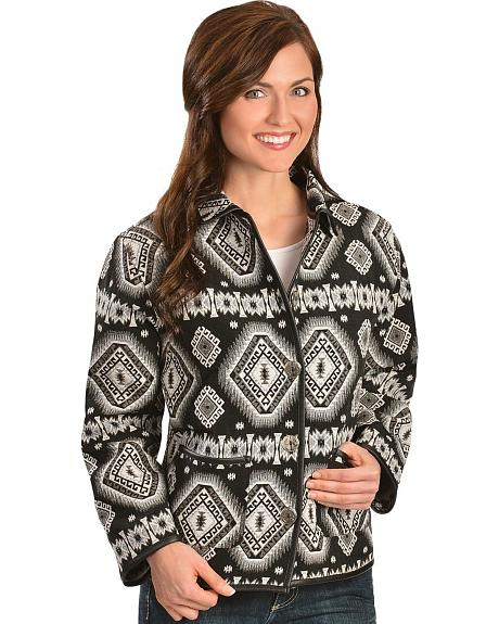 Red Ranch Women's Aztec Tapestry Jacket
