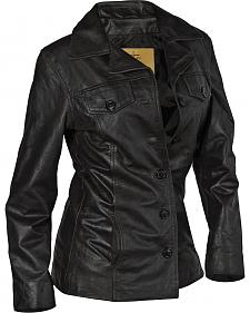STS Ranchwear Selah Leather Jacket - Plus