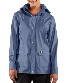 Carhartt Waterproof Blue Medford Jacket