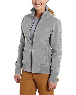Carhartt Dunlow Zip-Front Sweatshirt