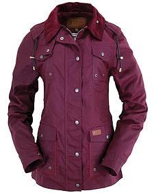 Outback Trading Co. Jill-A-Roo Oilskin Jacket