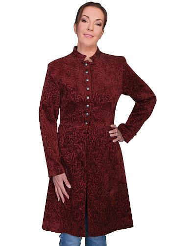 WahMaker by Scully Old West Chenille Heritage Coat $238.99 AT vintagedancer.com