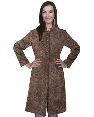 WahMaker by Scully Old West Chenille Heritage Coat