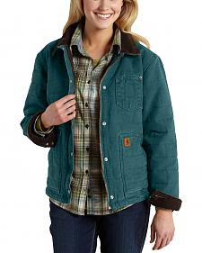 Carhartt Women's New Hope Sandstone Jacket