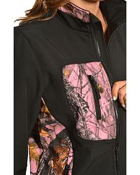 Red Ranch Women's Bonded Pick Camo Jacket at Sheplers