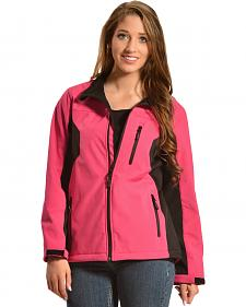 Red Ranch Women's Bonded Hot Pink Jacket