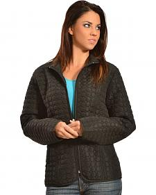 Jane Ashley Women's Quilted Circle Jacket
