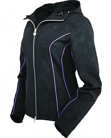 Outback Trading Company Women's Ink Softshell Jacket