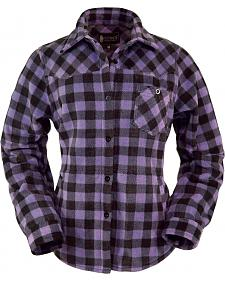Outback Trading Company Women's Fleece Big Shirt