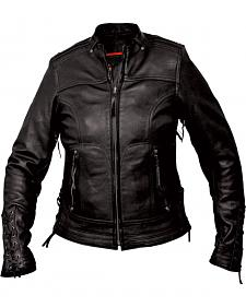 Interstate Leather Women's Jazz Jacket - Plus