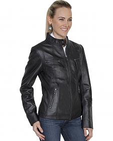 Scully Leatherwear Lamb Jacket