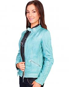 Scully Women's Lamb Skin Jacket