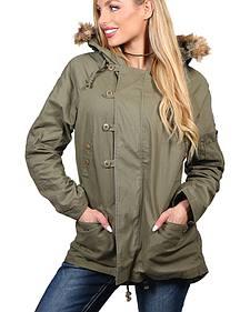 Shyanne Women's Anorak Hooded Jacket