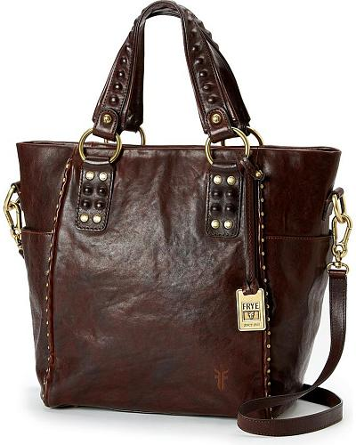 Frye Roxanne Tote Western & Country DB772-WHS