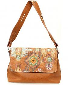 Blazin Roxx Hippie Shoulder Bag