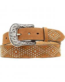Ariat Rhinestone Nailhead Diamond Belt