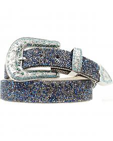 Ariat Crystal Chip Belt