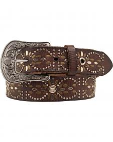 Ariat Studded Eyelet Belt