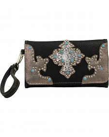 Blazin Roxx Cross Ornament Clutch