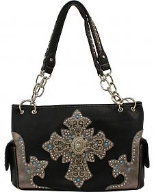 Blazin Roxx Cross Ornament Satchel