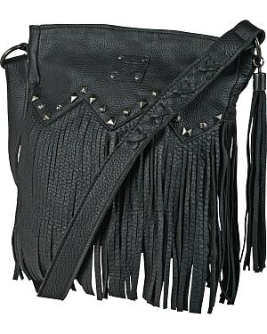 STS Ranchwear Boho Studded Crossbody Bag